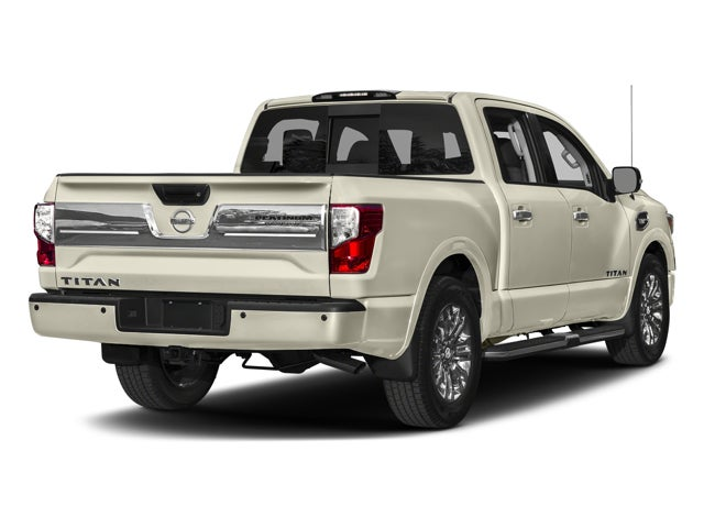 new 2017 nissan titan 4x4 crew cab platinum reserve north carolina 1n6aa1e53hn507403. Black Bedroom Furniture Sets. Home Design Ideas