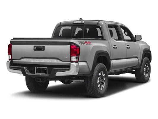 2017 Toyota Tacoma Trd Off Road Double Cab 5 Bed V6 4x2 At In Raleigh