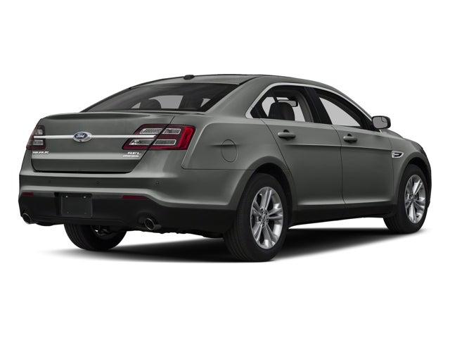 New 2018 Ford Taurus SEL FWD North Carolina 1FAHP2E88JG127621