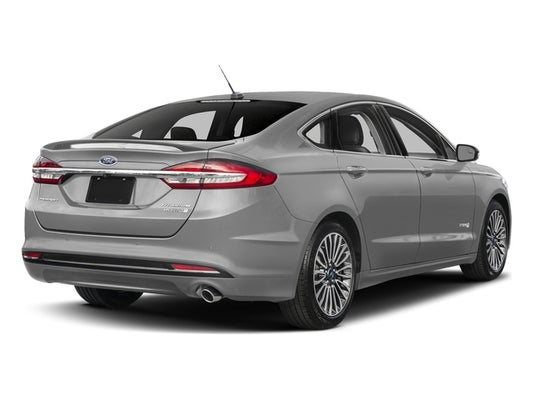 2018 Ford Fusion Hybrid Anium Fwd In Raleigh Nc Leith Cars