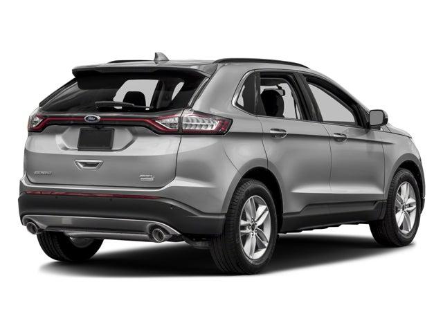 New 2018 Ford Edge SEL FWD North Carolina 2FMPK3J90JBB48135