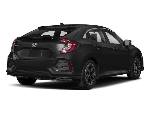 2018 Honda Civic Hatchback Ex L Navi Cvt In Raleigh Nc Leith Cars
