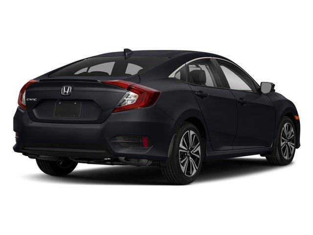 Superior 2018 Honda Civic Sedan EX L CVT In Raleigh, NC   Leith Cars