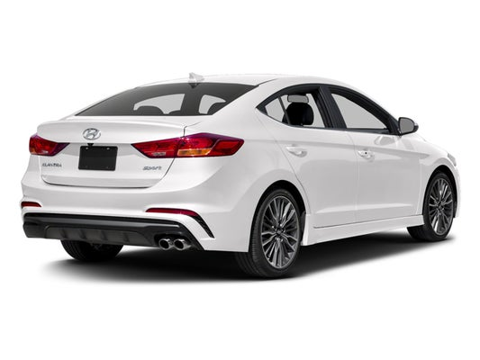 2018 Hyundai Elantra Sport 1 6t Auto In Raleigh Nc Leith Cars