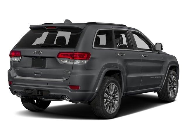new 2018 jeep grand cherokee overland 4x2 north carolina 1c4rjecg6jc301284. Black Bedroom Furniture Sets. Home Design Ideas