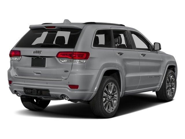 Jeep Grand Cherokee Overland >> New 2018 Jeep Grand Cherokee Overland 4x2 North Carolina