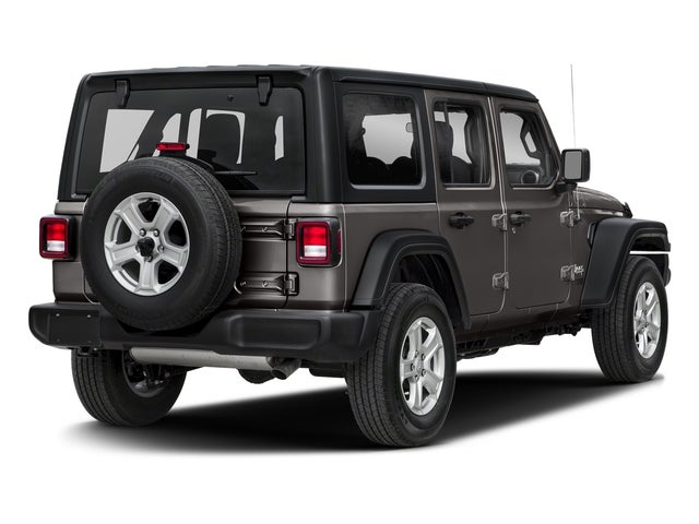 2018 Jeep Wrangler Sport S 4x4 In Raleigh, NC   Leith Cars