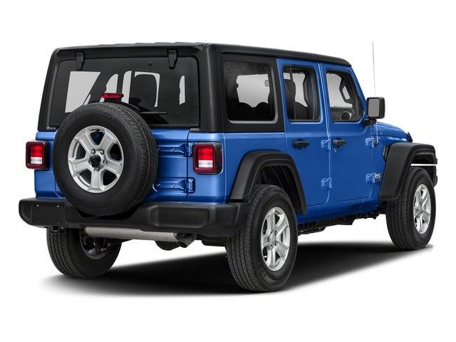 New 2018 Jeep Wrangler Rubicon North Carolina 1c4hjxfg0jw266288