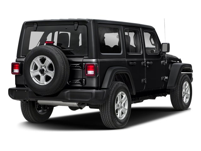 2018 Jeep Wrangler Unlimited Sahara 4x4 In Raleigh Nc Leith Cars