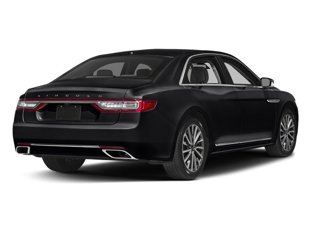 2018 Lincoln Continental Reserve Fwd In Raleigh Nc Leith Cars