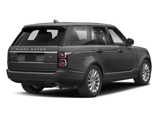 2018 Land Rover Range V6 Supercharged Hse Swb In Raleigh Nc Leith Cars