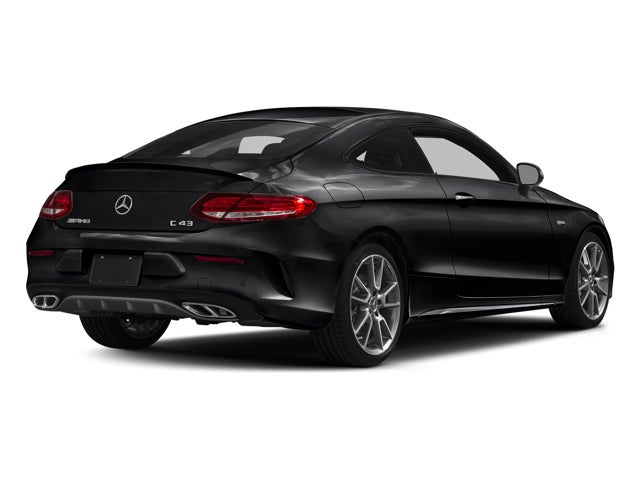 New 2018 mercedes benz amg c 43 4matic coupe north for Leith mercedes benz