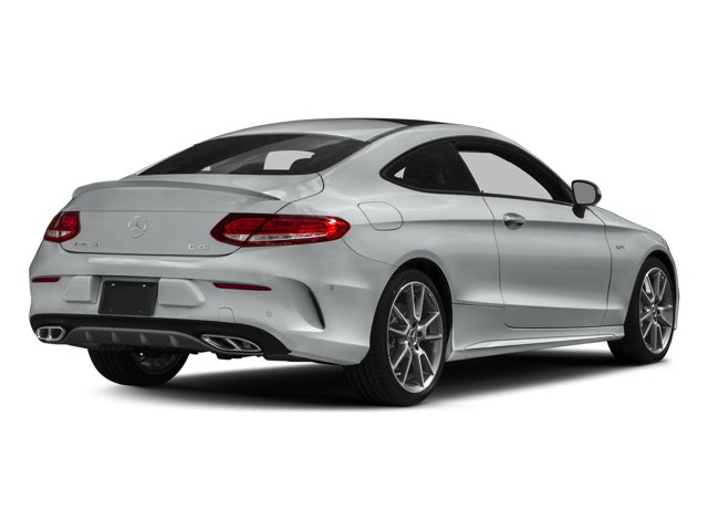 New 2018 mercedes benz amg c 43 north carolina for Mercedes benz c300 oil change cost