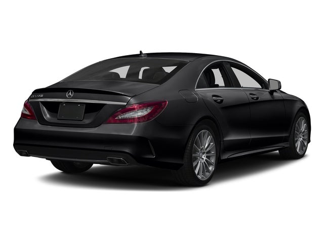 New 2018 mercedes benz cls 550 coupe north carolina for Leith mercedes benz