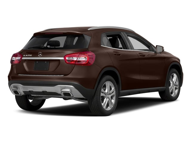 New 2018 mercedes benz gla 250 suv north carolina for Mercedes benz suv 2018 price