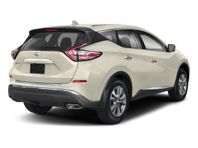 New 2018 Nissan Murano Fwd Sv North Carolina 5n1az2mg4jn109168