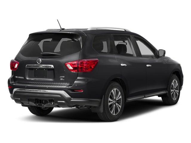 new 2018 nissan pathfinder 4x4 sv north carolina. Black Bedroom Furniture Sets. Home Design Ideas