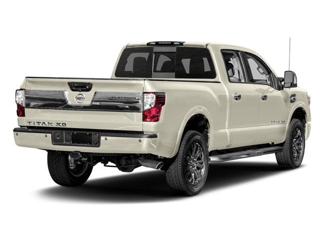 new 2018 nissan titan xd 4x4 diesel crew cab platinum reserve north carolina 1n6ba1f44jn516935. Black Bedroom Furniture Sets. Home Design Ideas