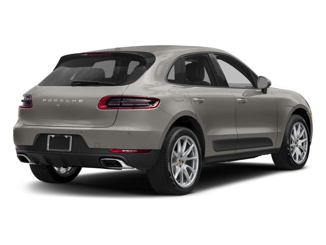 New 2018 Porsche Macan Base 95baa1 North Carolina