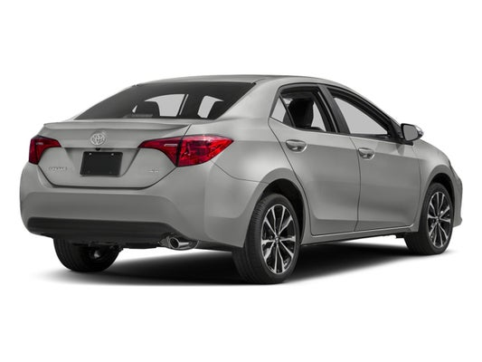 2018 Toyota Corolla Se Cvt In Raleigh Nc Leith Cars