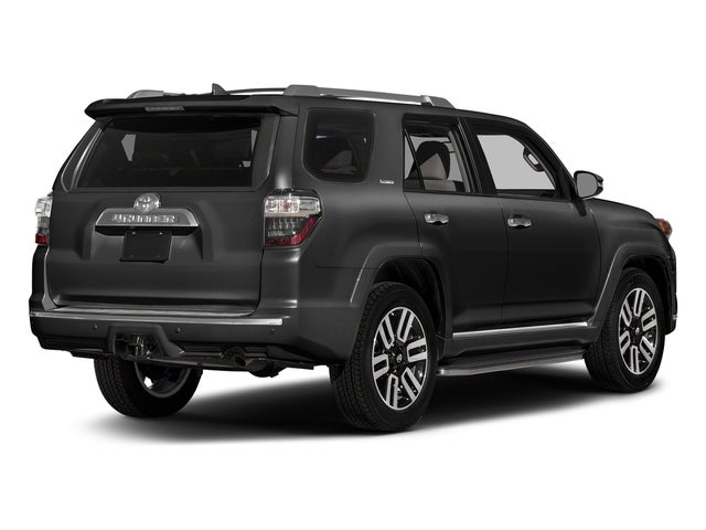 new 2018 toyota 4runner limited 2wd north carolina jtezu5jr3j5169693. Black Bedroom Furniture Sets. Home Design Ideas