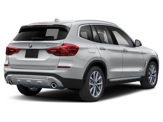 2019 Bmw X3 Sdrive30i Sports Activity Vehicle In Raleigh Nc Leith Cars