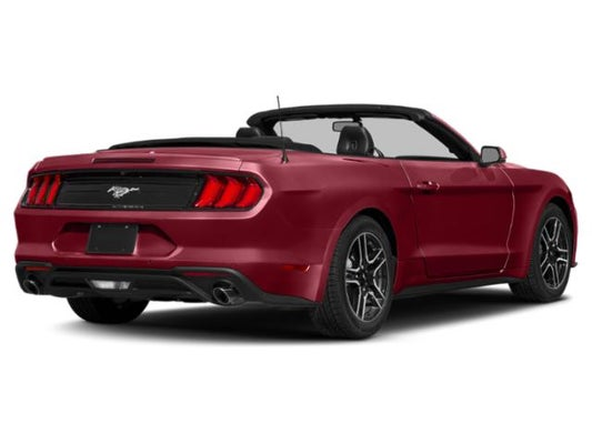 2019 Ford Mustang Gt Premium Convertible In Raleigh Nc Leith Cars