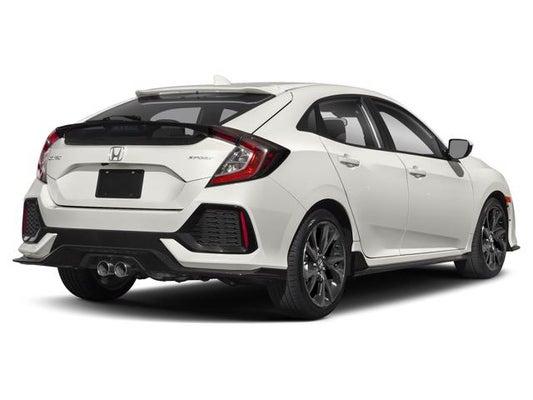 New 2019 Honda Civic Hatchback Sport CVT North Carolina ...