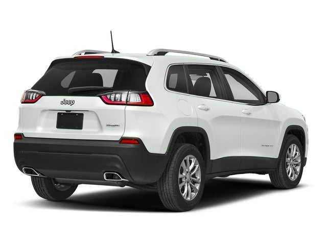 New 2019 Jeep Cherokee Latitude 4x4 North Carolina 1c4pjmcb1kd369879