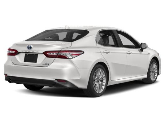 2019 Toyota Camry Hybrid Xle Cvt In Raleigh Nc Leith Cars