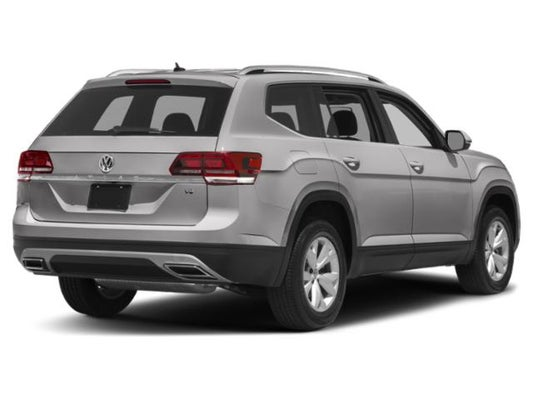2019 Volkswagen Atlas 3 6l V6 Sel Premium 4motion In Raleigh Nc Leith Cars