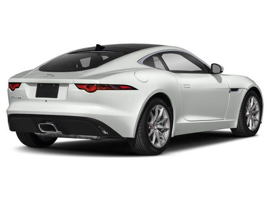 2020 Jaguar F Type Coupe Auto Checkered Flag