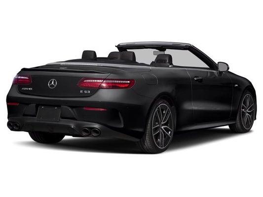 New 2020 Mercedes-Benz AMG® E 53 4MATIC®+ Cabriolet North ...
