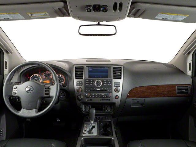 Used 2010 Nissan Armada Titanium North Carolina 5n1ba0ndxan620498