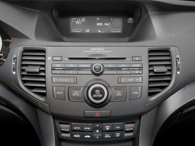 used 2011 acura tsx 4dr sdn v6 auto tech pkg north carolina