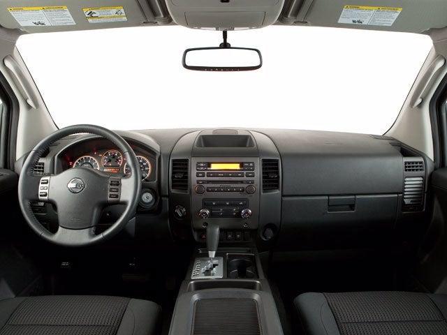 Used 2013 Nissan Titan 4wd Crew Cab Swb Sv North Carolina