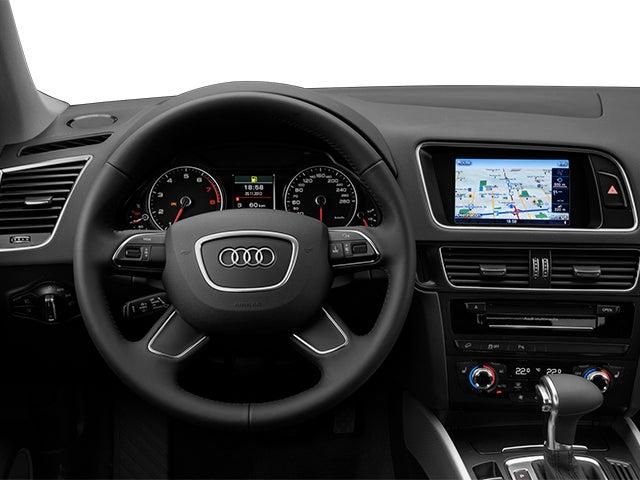 2014 Used Audi Q5 CERTIFIED Q5 2.0t Quattro AWD SUV CAMERA ...