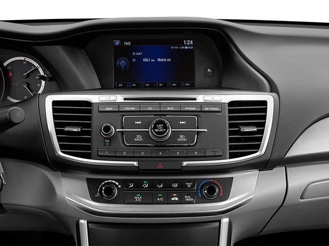 2014 Honda Accord Sedan 4dr I4 CVT LX In Raleigh, NC   Leith Cars