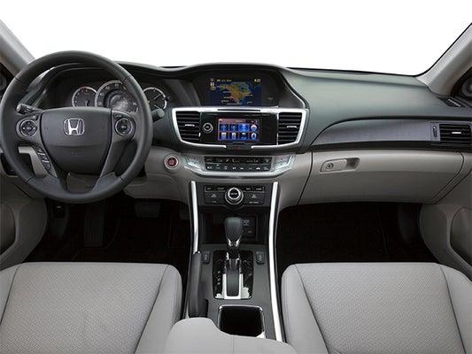 Honda Accord Ex-L >> 2014 Honda Accord Ex L