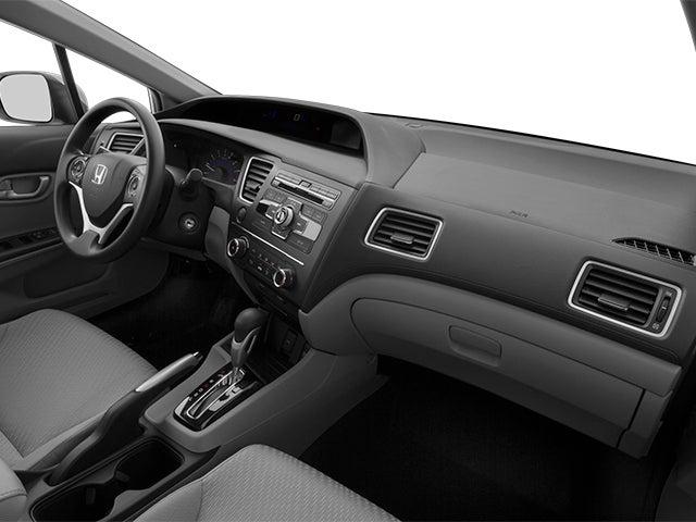 Used 2014 Honda Civic Sedan 4dr Cvt Lx North Carolina 2hgfb2f52eh506128