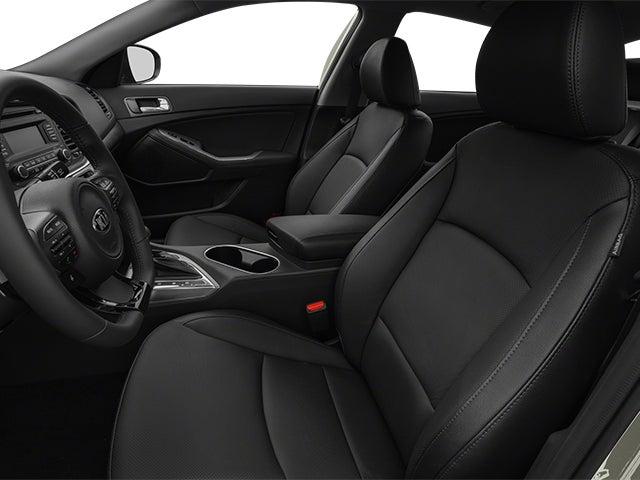 2014 Kia Optima 4dr Sdn SX Turbo In Raleigh, NC   Leith Cars
