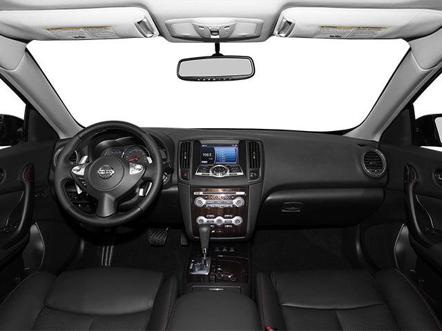 Used 2014 Nissan Maxima 4dr Sdn 3 5 Sv W Premium Pkg North