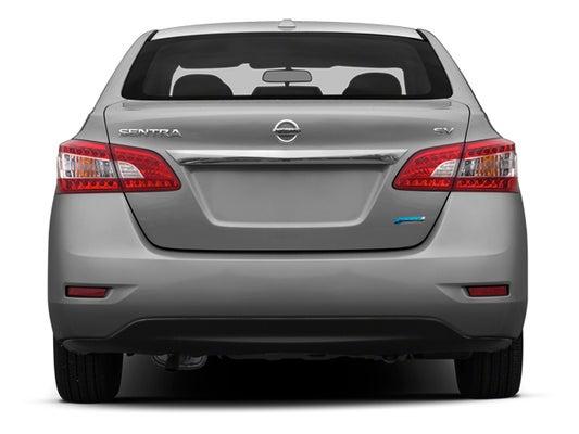 2014 Nissan Sentra 4dr Sdn I4 CVT S