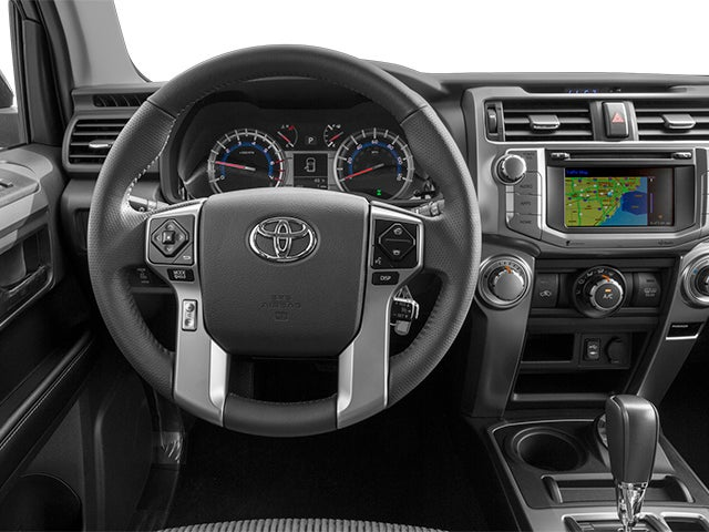Marvelous 2014 Toyota 4Runner 4WD 4dr V6 Trail Premium In Raleigh, NC   Leith Cars