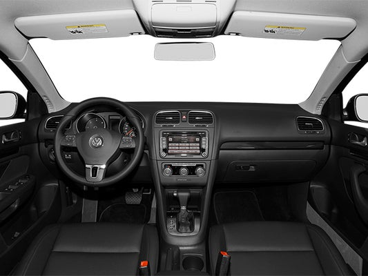 2014 Volkswagen Jetta SportWagen 4dr Manual TDI w/Sunroof