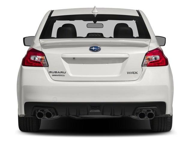 Used 2015 Subaru Wrx Limited North Carolina Jf1va1j68f8835291