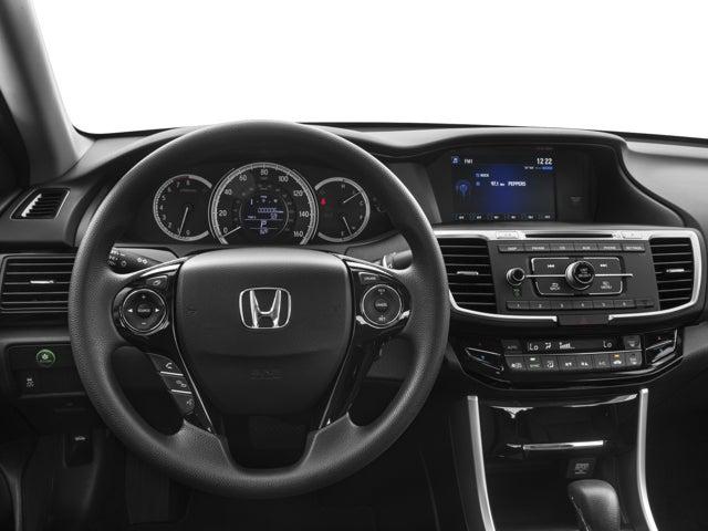 Used 2016 Honda Accord Sedan 4dr I4 Cvt Lx North Carolina
