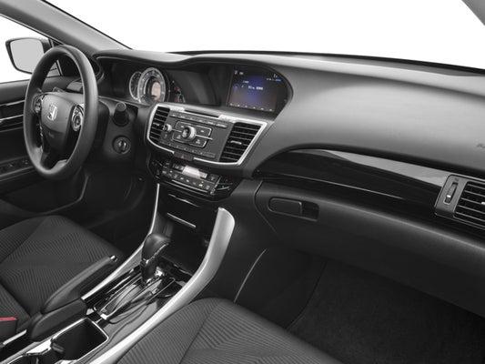 2016 Honda Accord Sedan 4dr I4 Cvt Lx In Raleigh Nc Leith Cars
