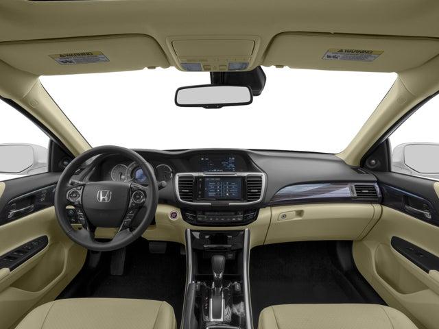 2016 Honda Accord Sedan 4dr V6 Auto Touring In Raleigh Nc Leith Cars