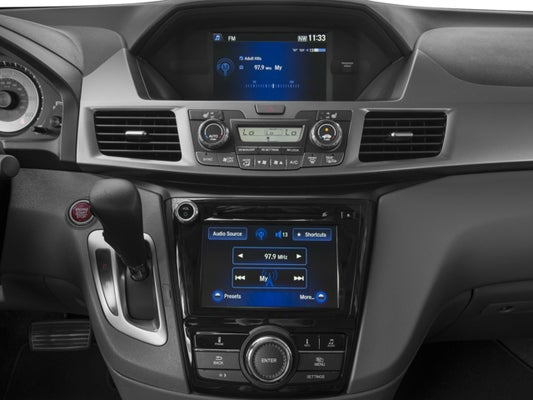 2016 Honda Odyssey 5dr Ex L W Res In Raleigh Nc Leith